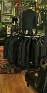 Check out our suit shop!