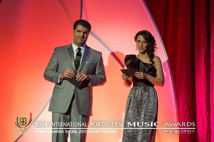 When Ricardo Farias needs a tuxedo to host the International Portuguese Music Awards, he trusts Main Street Formals. Photo: IPMA