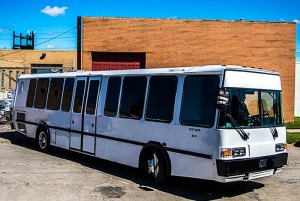 Offered by Providence Limo Bus, his spacious limo bus offers seating for up to 35 passengers with additional standing room for 5 more.