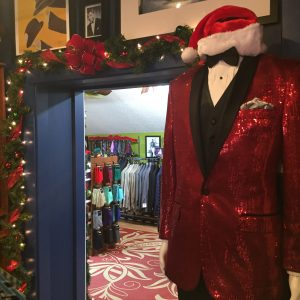 The tuX files: It's beginning to look a lot like Christmas....