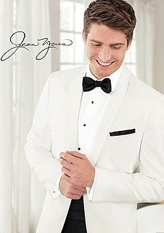 Classic Ivory Dinner Jacket