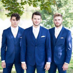 Indigo rental suits