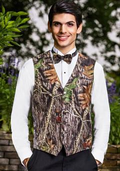 Mossy Oak Vest